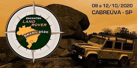LRB 2020 - 12° Encontro Land Rover Brasil - São Paulo ingressos