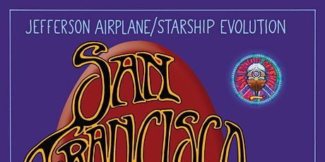 9pm - San Francisco Airship - Celebrating Jefferson Airplane tickets