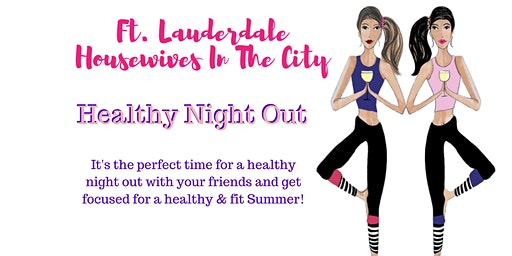 Healthy Girl's Night Out Summer Kickoff Party at Hotworx