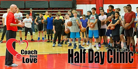 Coach Dave Love Shooting Half Day Clinic - Ottawa tickets
