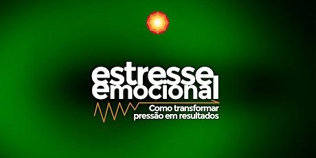 ESTRESSE EMOCIONAL com Fanny Van Laere/ São Roque-SP/ Brasil ingressos