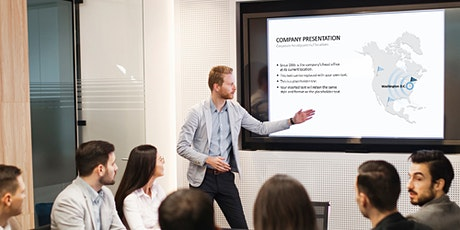 Master Your Business Spotlight Presentation  tickets