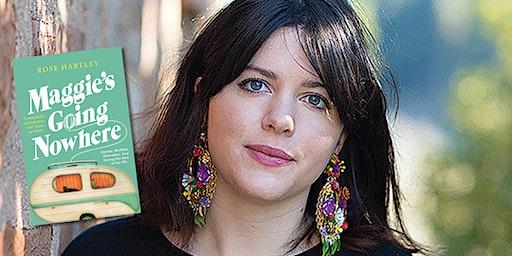 FrankTALK and book signing: Rose Hartley