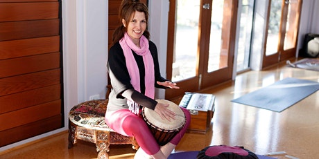 Mon 10am Yoga Vinyasa feat. Drum Salutes 9 Wk Term tickets
