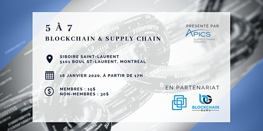 5@7 Conférence : Blockchain