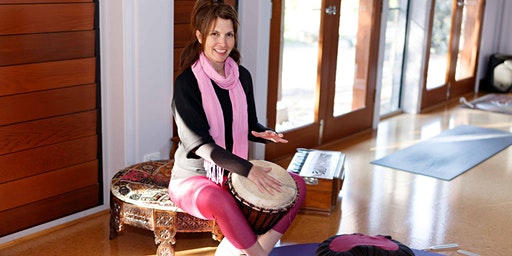Mon 6pm Yoga Vinyasa feat. Drum Salutes 9 Wk Term
