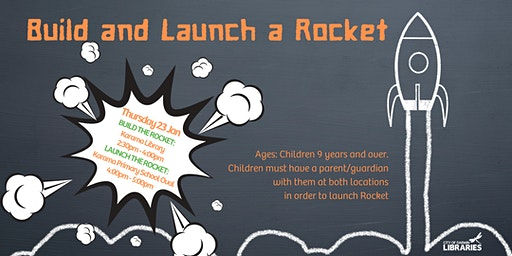 Build and Launch a Rocket