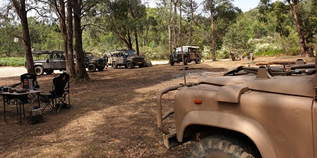 Chauvel's Scouts NSW Bushcraft Bivouac and Military Vehicle Muster 2020 tickets