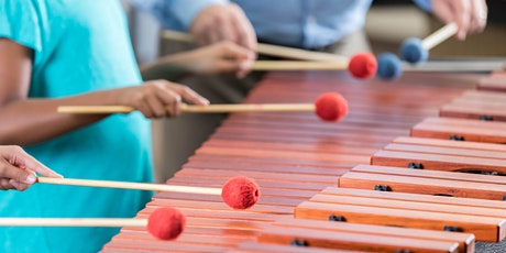 Melodic Rhythms - marimba for beginners tickets