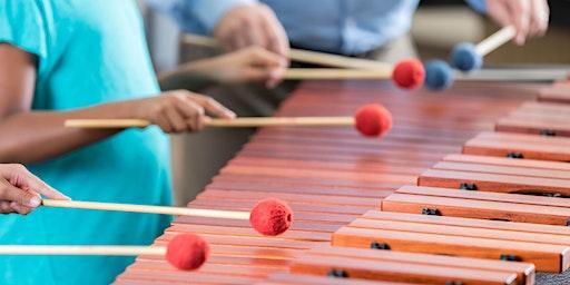 Melodic Rhythms - marimba for beginners