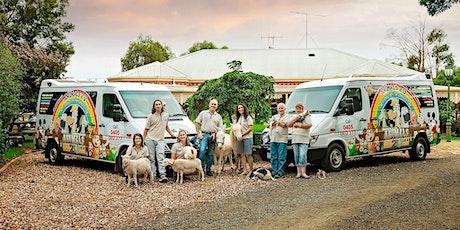 Animals 2U comes to Kidz City - Mobile Farm Experience tickets