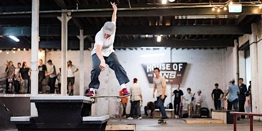 Nuffield Female Focused Skateboarding Workshop