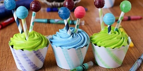 Make crazy looking Cupcakes at Manny's Sweet Treats tickets