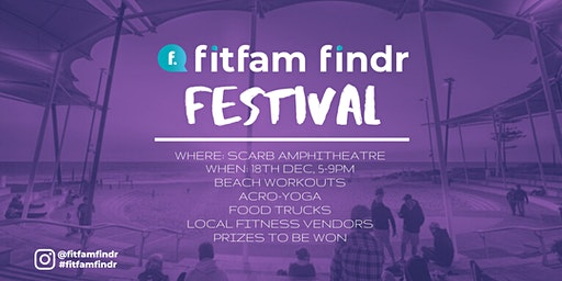Fitfam Findr Festival | Bootcamp and Acro-Yoga