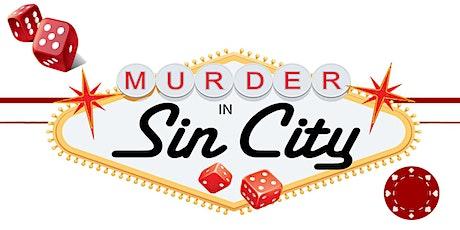 Murder In Sin City Murder Mystery tickets