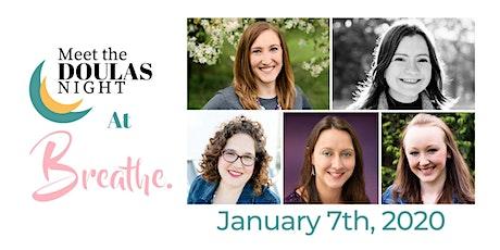 Meet the Doulas Night- January tickets