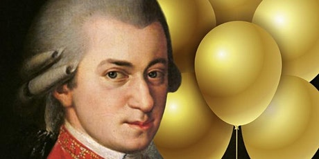 Happy Birthday Wolfgang! tickets