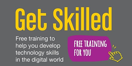 Get Skilled - Digitise your photos, slides or negatives tickets
