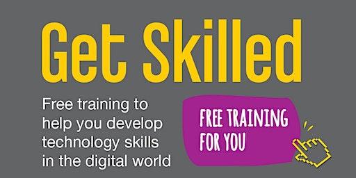 Get Skilled - Digitise your photos, slides or negatives