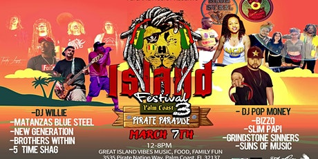 Island Festavil pc3 Pirate Paradise tickets
