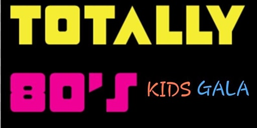 Moore & Company Totally 80's Edition Kids Gala
