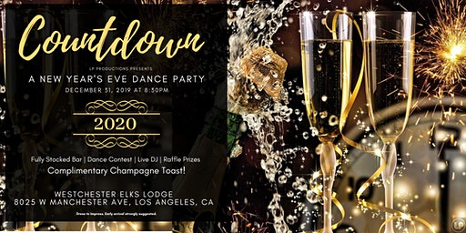 Countdown: A New Year's Eve Dance Party!