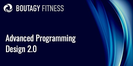 Advanced Programming 2.0 (90min Lecture Series) BFI tickets