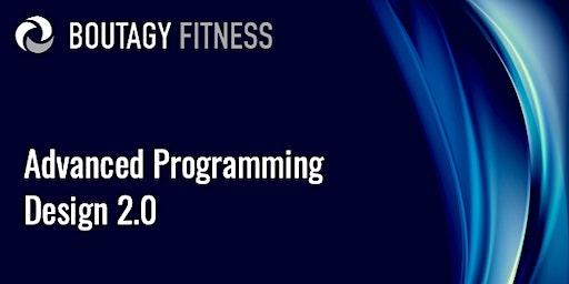 Advanced Programming 2.0 (90min Lecture Series) BFI