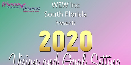 """""""2020"""" Vision and Goal Setting Workshop tickets"""