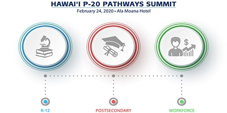 2020 Hawai'i P-20 Pathways Summit tickets
