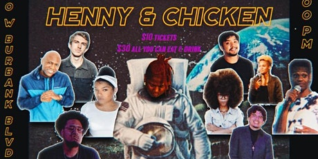 Pink House Presents: Henny And Chicken With DeeCee Edwards & Aaron Monte tickets