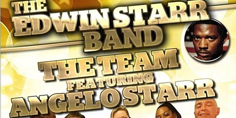 The Edwin Starr Band tickets