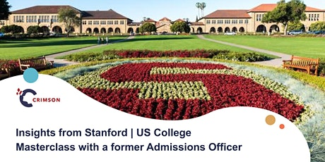 Insights from Stanford | US College Masterclass (MEL) tickets
