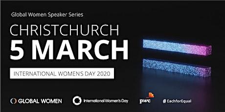 International Women's Day | Christchurch tickets