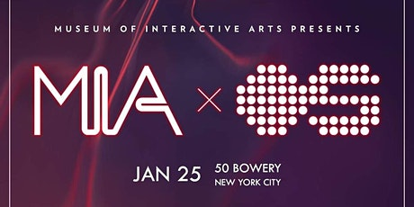 Museum of Interactive Arts at OS NYC tickets