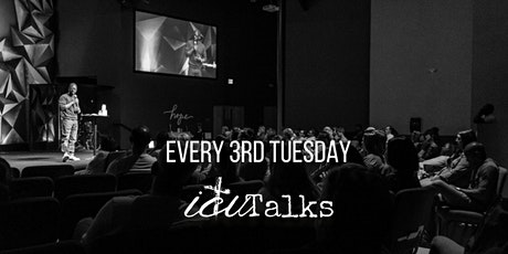 icuTalks tickets