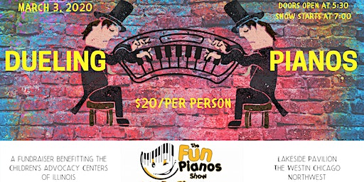 Dueling Pianos - Children's Advocacy Centers of Illinois CofC20