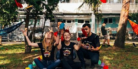 Supporting migrants into volunteering workshop tickets