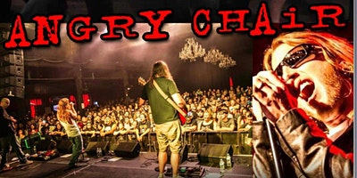 Angry Chair  The Ultimate Alice In Chains Tribute Band / With  Shatterframe
