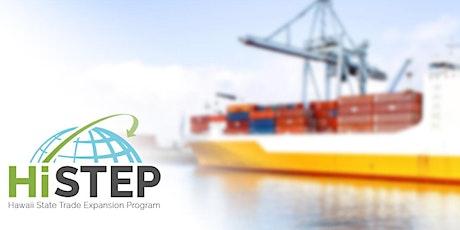2020 HiSTEP - Maui Export University 101 tickets