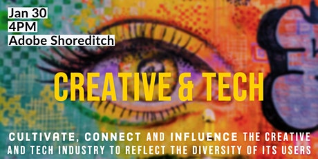BEN UK Creative & Tech tickets