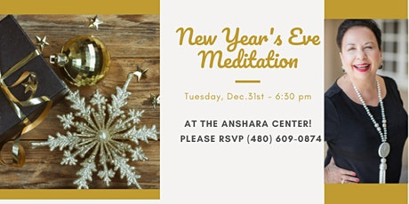 New Year's Eve Guided Meditation tickets