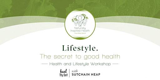 Lifestyle. The Secret to Good Health