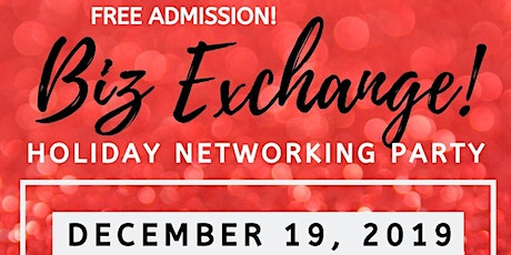Biz Exchange Holiday Networking Party tickets