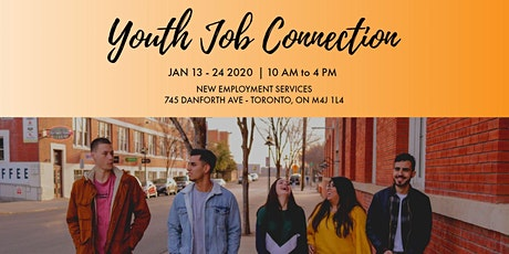 Youth Job Connection Program (paid pre-employment - $14/Hr) tickets