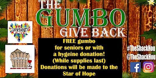 The Gumbo Give Back