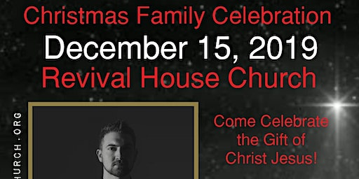 Christmas Celebration - Dinner  and Concert