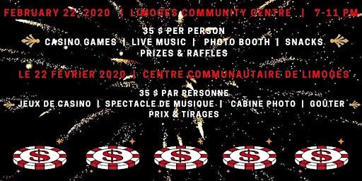 Soriée Casino Limoges Casino Night