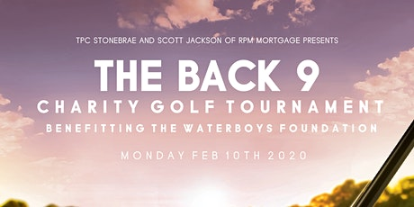 The Back 9 Charity Golf Tournament tickets