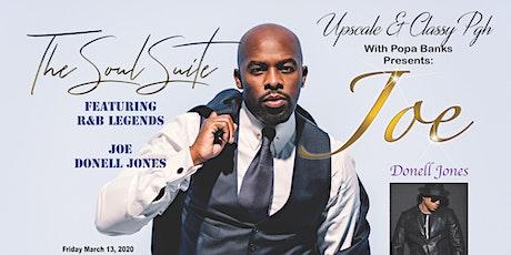 Upscale & Classy PGH Featuring R&B Legends Joe & Donell Jones tickets